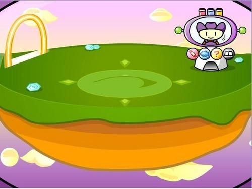 浮ぶ島バーマ